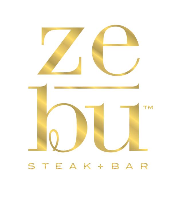 Zebu wordmark stacked goldwhitebackground
