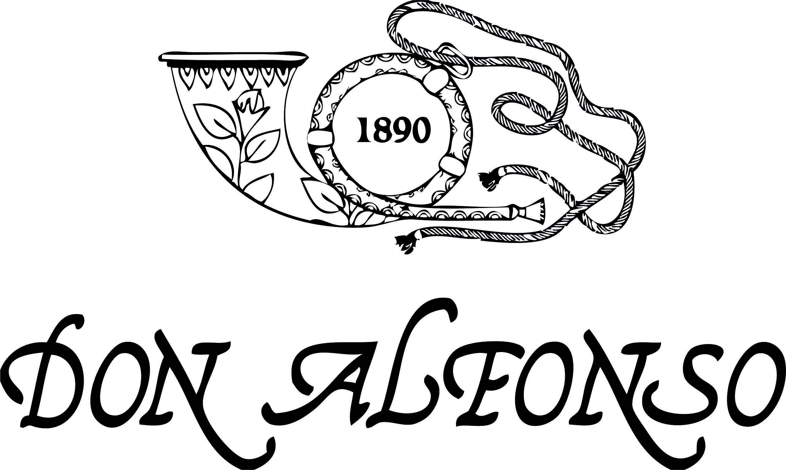 Da 1890 logoblack