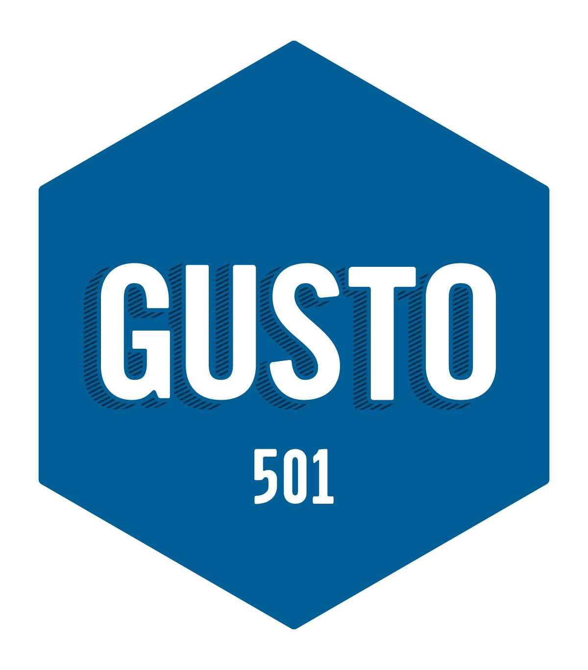 Gusto501 logo blue rgb 01