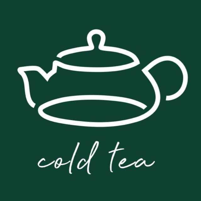 Logo cold tea