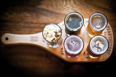 Medium beer