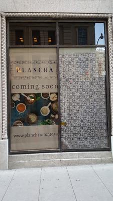 Medium plancha
