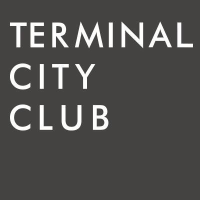 Medium terminal city club logo