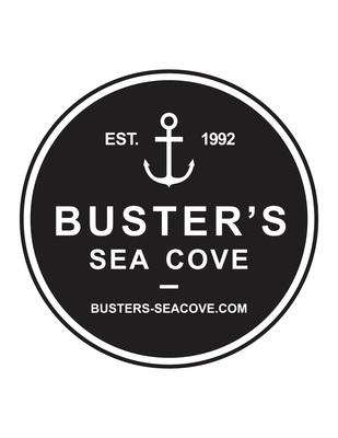 Medium buster seacove logo black 1
