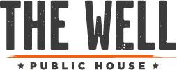 Medium thewellpub logo type grey
