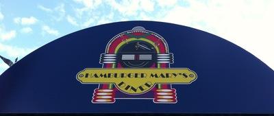 Medium hamburger marys