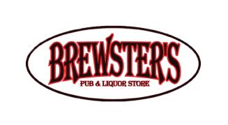 Medium brewsters pub logo
