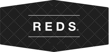 Medium reds logo cartouche blk