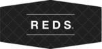 Small reds logo cartouche blk