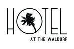Small hotelatthewaldorflogo black