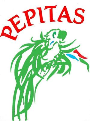 Medium pepitas restaurant logo