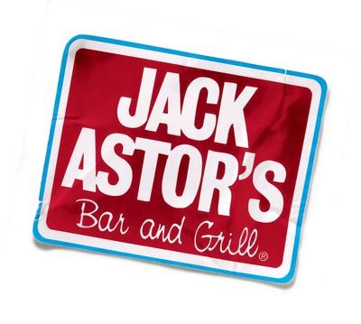 Medium hot on the street jack astors logo