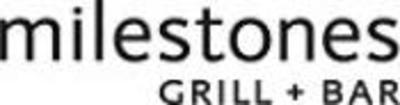 Medium 655milestones logo black on white