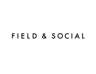 Medium field social logo