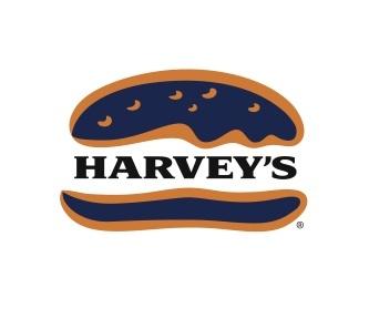Medium harveys bun logo