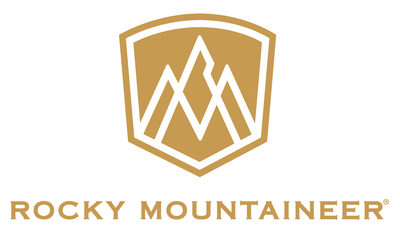 Medium rocky mountaineer logo