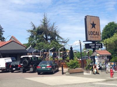 Medium local public eatery