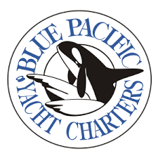 Medium blue pacific yacht charters