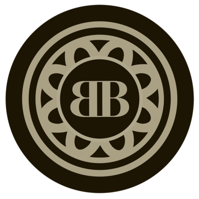 Medium beyond bread artisanal bakery logo