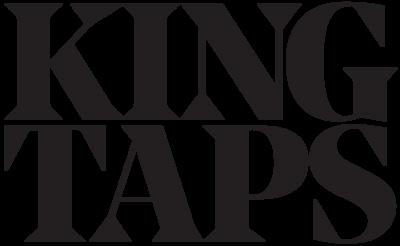 Medium king taps large