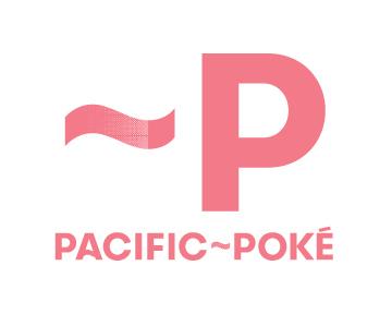 Medium poke stamp coral
