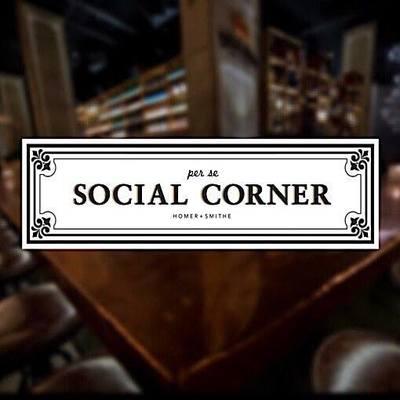 Medium per se social corner logo