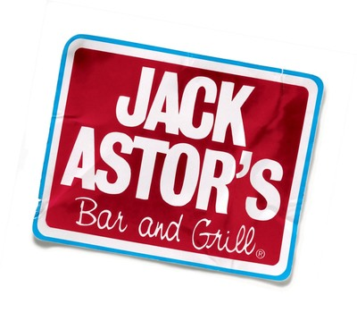 Medium hot on the street jack astors logo