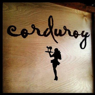 Medium corduroy kitsilano logo