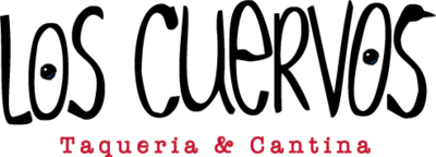 Medium los cuervos taqueria logo