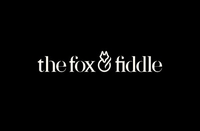 Medium fox fiddle logo