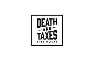 Medium deathandtaxeslogo