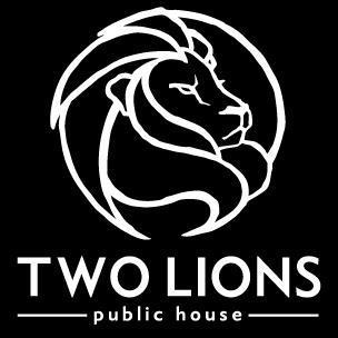 Medium two lions