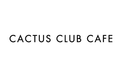 Medium cactus club logo