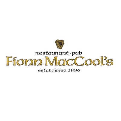 Medium fionns maccools logo