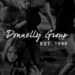 Small donnellygrouplogoblack