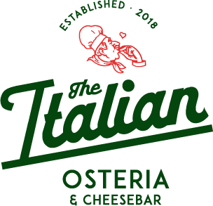 The Italian - Osteria & Cheesebar Food & Beverage Server in