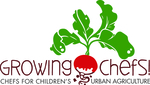 Small growingchefs logo