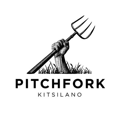 Medium pitchfork logo master