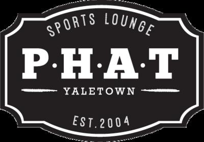 Medium phat yaletown logo