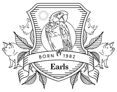 Medium crest2 earls parrot2