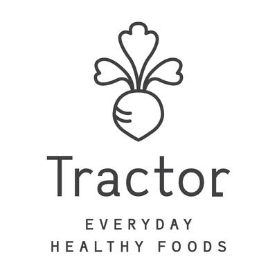 Medium tractorfoods logo radish