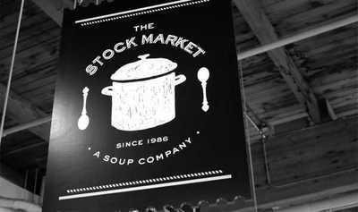 Medium the stock market logo