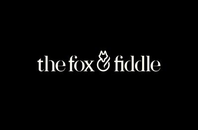 Medium fox fiddle logo