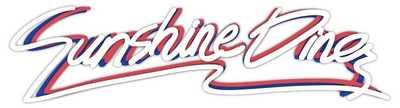 Medium sunshine diner logo