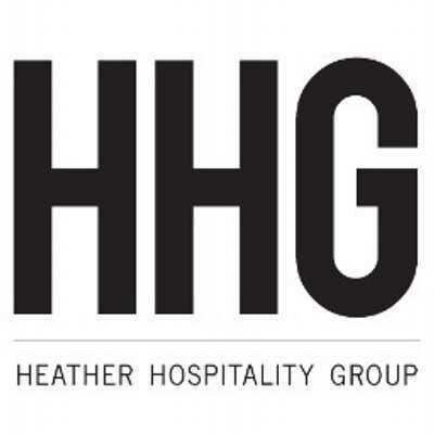 Medium heather hospitality group logo