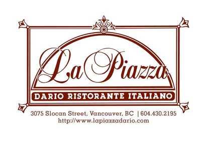 Medium la piazza dario logo