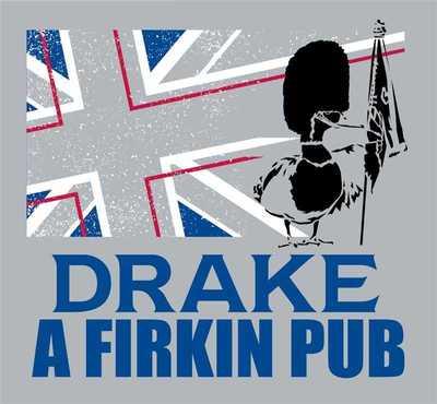 Medium drake   firkin pub logo