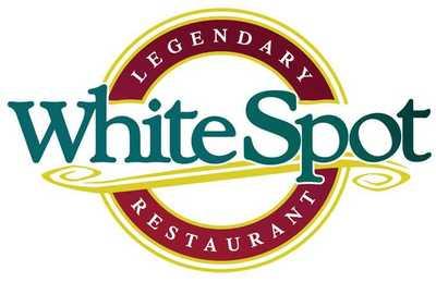 Medium white spot logo large