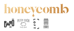 Small honeycomb logos