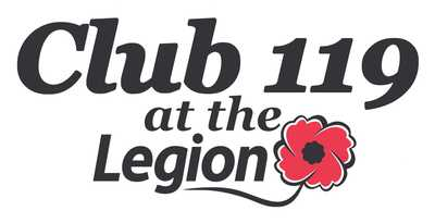 Medium club119atthelegionlogo
